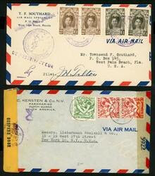 6130: Surinam - Briefe Posten