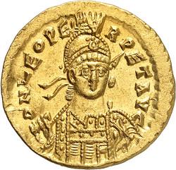 10.40.60: Antike - Oströmisches Reich - Leo I., 457 - 474