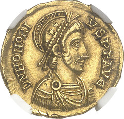 10.50.10: Antike - Weströmisches Reich - Honorius, 393 - 423