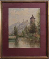 30: Watercolours, Drawings