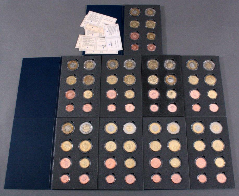 Euro Sondermünzen Sondersatz Sammlermünzen Convenience Goods Sonderedition Europa
