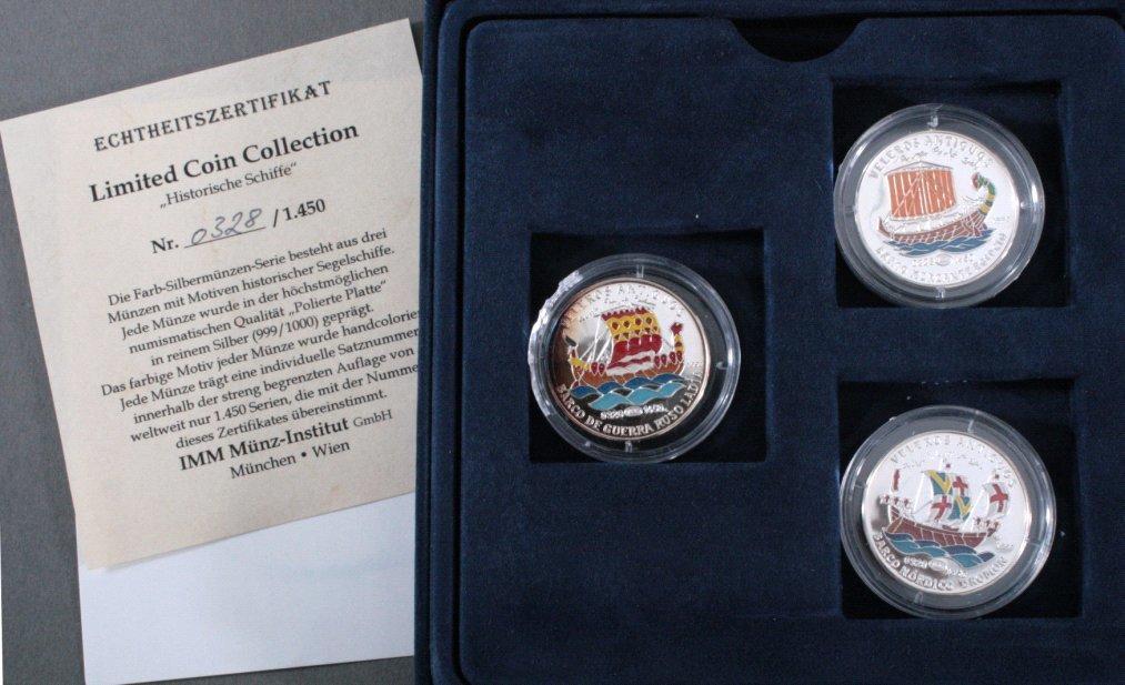 Euro Sondermünzen Sondersatz Sonderedition Europa Sammlermünzen Convenience Goods